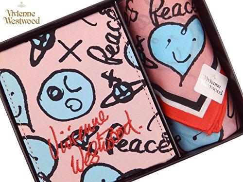 (ヴィヴィアン・ウエストウッド) Vivienne Westwood ハンカチ&ミラー ギフトBOX入セット v0906-01