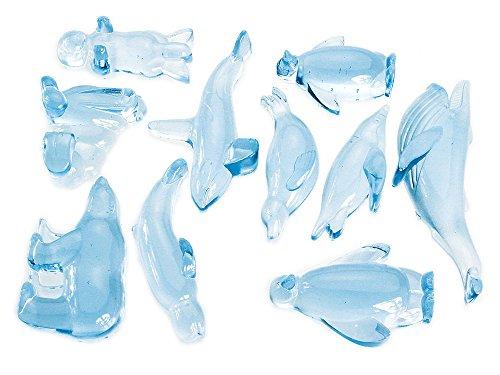 カロラータ『アニマルアイストレー北極と南極の動物』