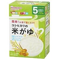 手作り応援 コシヒカリの米がゆ (5g×10包)×6個