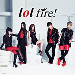 lol「fire!」のジャケット画像