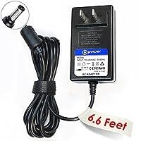 t-power ( 6.6Ftロングコード) AC DCアダプタfor Dymo Labelwriter 400450P / N : 9317693089691151752264175226517522661752267ラベルThermalターボラベルプリンタ