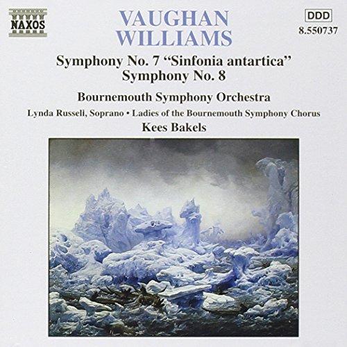 Sinfonia 7 / Sinfonia Antartica / Sinfonia 8