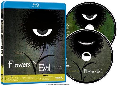 惡の華: コンプリート・コレクション 北米版 / Flowers of Evil: Complete Collection [Blu-ray][Import] Section23 Films