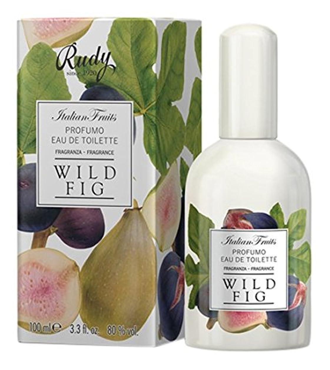 踏み台ボット疎外RUDY Italian Fruits Series ルディ イタリアンフルーツ Eau De Toilette オードトワレ Wild Fig
