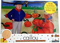 Caillou Tilt Me Up & Downマジックモーションパズル24ピース