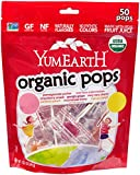 Yummy Earth, Organic Lollipops, 50 Pops