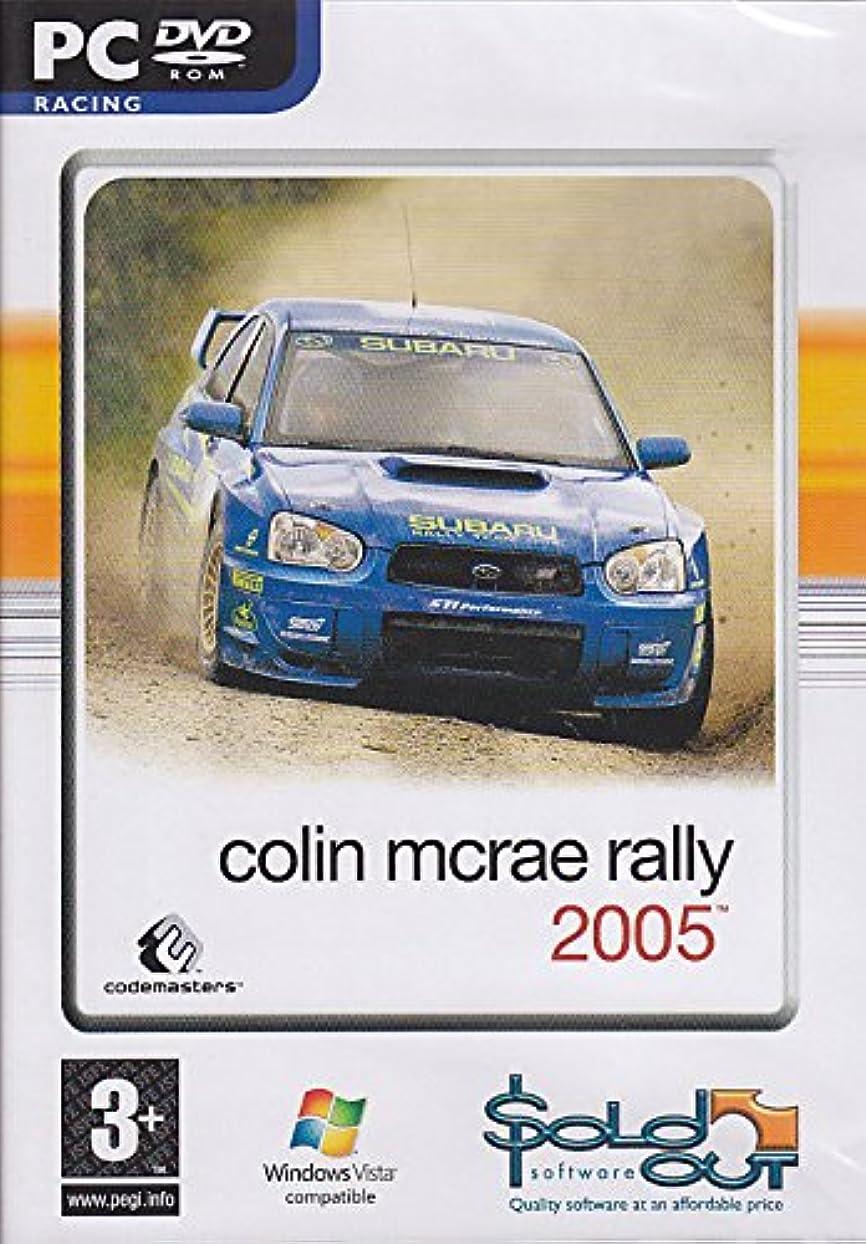盲目ヒロイックロイヤリティCOLIN MCRAE RALLY 2005 (DVD-ROM) (輸入版)