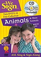 Animals and More Animals DVD/CD Set [並行輸入品]