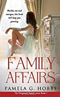 Family Affairs: A gripping drama set in Ireland (The Fitzgerald Family Series)