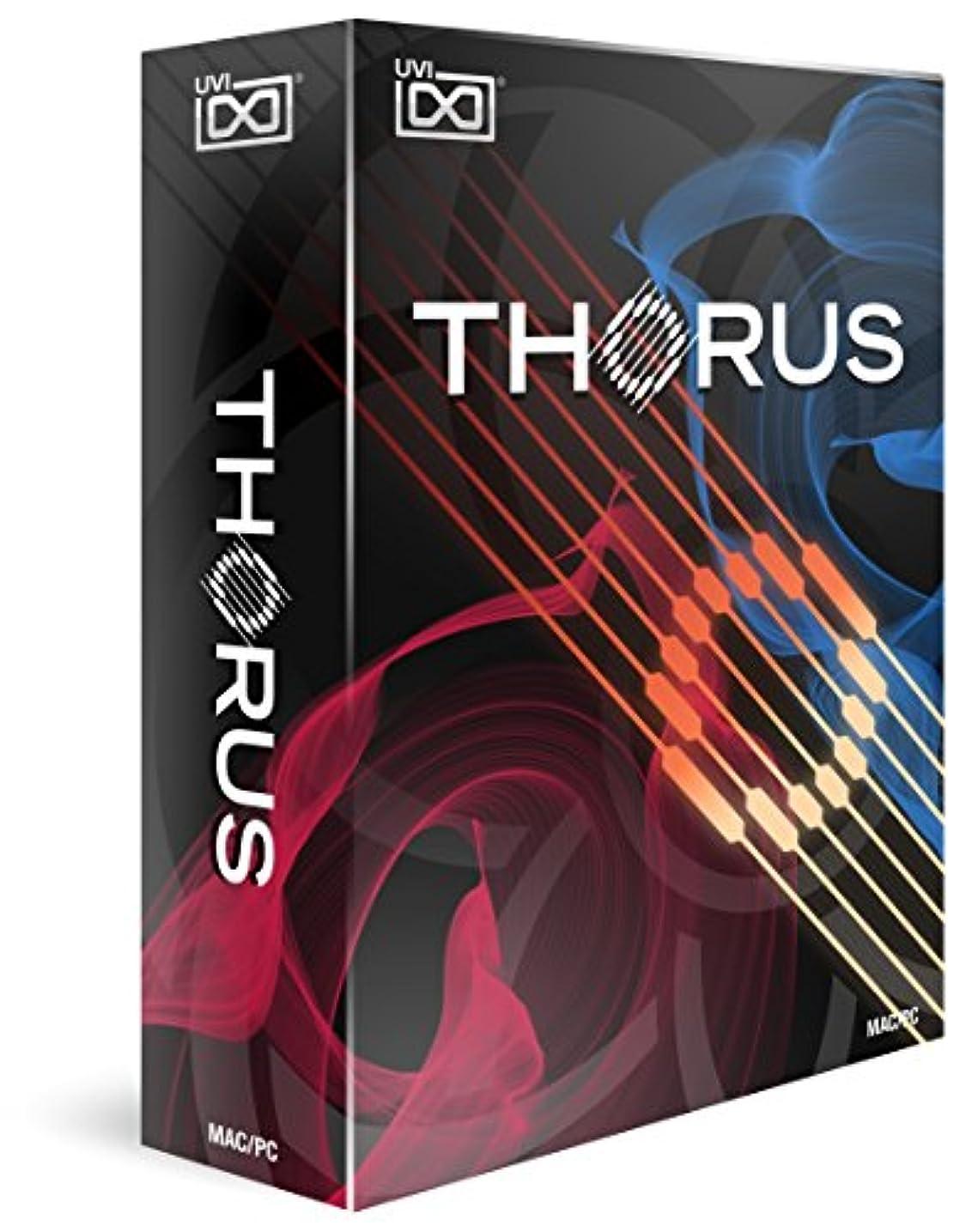 飛行場すすり泣き見込みThorus - コーラスプラグイン