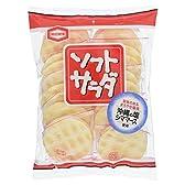 亀田製菓 ソフトサラダ 20枚入