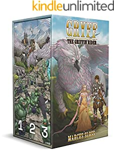 Gryff the Griffin Rider - 1-3 Box Set (English Edition)