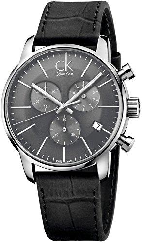 [カルバンクライン]ck Calvin Klein 腕時計 ck city chrono(シーケー シティ クロノ) K2G271C3 メンズ 【正規輸入品】