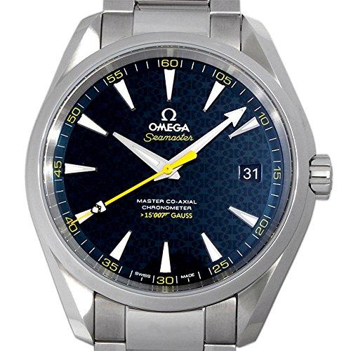 [オメガ] OMEGA 腕時計 アクアテラ ジェームズ・ボン...