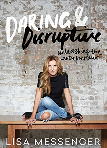 Book List - Daring & Disruptive - Lisa Messenger