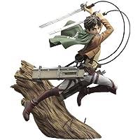 Attack on Titan Artfx J Eren Yeager (1/8scale Pvc) [Floral] [並行輸入品]
