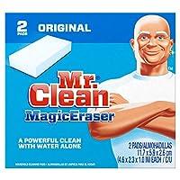 Mr Clean Erase and Renew Magic Eraser, Original, 2 Count by Mr. Clean