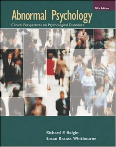 Download Abnormal Psychology with MindMap II CD-ROM and PowerWeb 0073228729