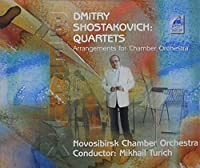 Quartets Arranged for Chamber Orchestra