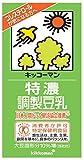 紀文 特濃調整豆乳 1000ml 18本セット (6本入×3)