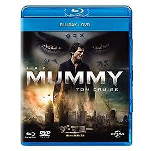 ザ・マミー/呪われた砂漠の王女 ブルーレイ+DVDセット [Blu-ray]