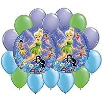 Tinkerbell & Fairiesバルーンブーケ16pc