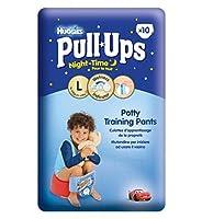 Huggies? Pull-Ups? Disney-Pixar Cars Night-Time Boys Size 6 Potty Training Pants - 1 x 10 Potty Training Pants - Huggies?プルUps?ディズニー・ピクサー車夜間の男の子サイズ6トイレトレーニングパンツ - 1×10トイレトレーニングパンツ (Huggies) [並行輸入品]