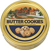 ポルトガル産 金缶バタークッキー