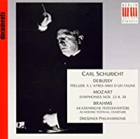 Carl Schuricht Conducts the Dresden Philharmonic by Schuricht