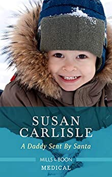 A Daddy Sent By Santa by [Carlisle, Susan]