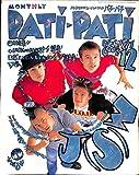 PATi・PATi (パチ パチ) 1991年 12月号 UNICORN B'z フリッパーズギター 吉川晃司 スピッツ J(S)W