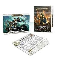 (Pre Order 7th July) Warscroll Cards: Stormcast Eternals (Eng)