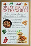 GREAT RECIPES OF THE WORLD (TED SMART)
