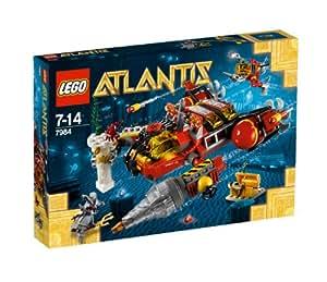 レゴ (LEGO) アトランティス ディープシーレイダー 7984