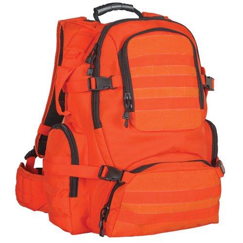 Fox Outdoor Productsフィールドオペレータのアクションパック オレンジ