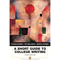 Short Guide to College Writing, A (Penguin Academics)