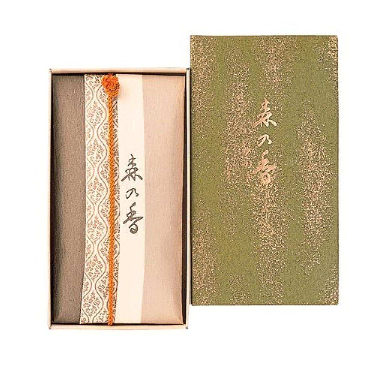 アカウントキロメートルパース香木の香りのお香 森の香 ひのき コーン24個入