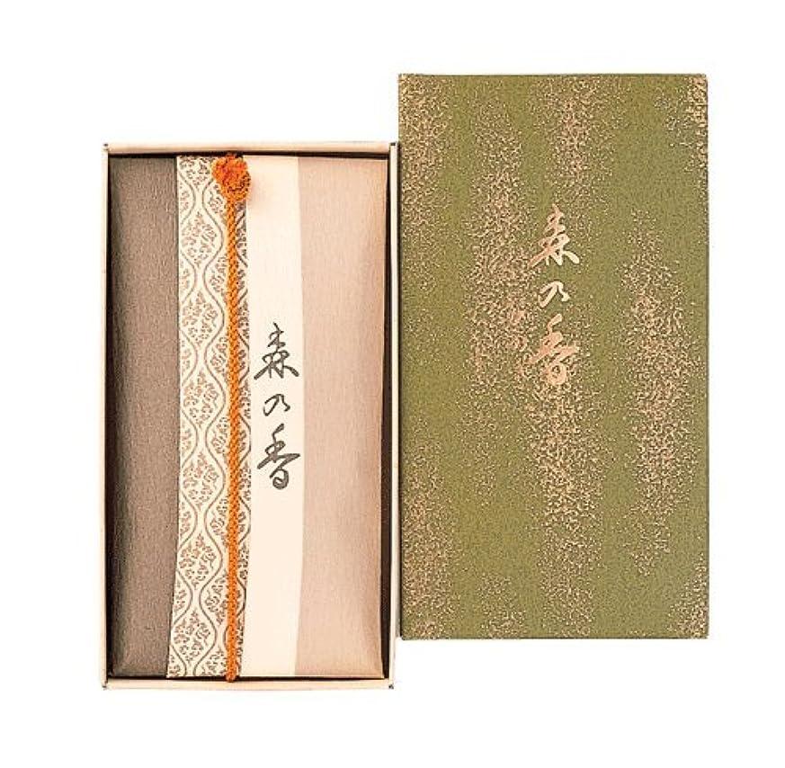フレームワークファセット専ら香木の香りのお香 森の香 ひのき コーン24個入