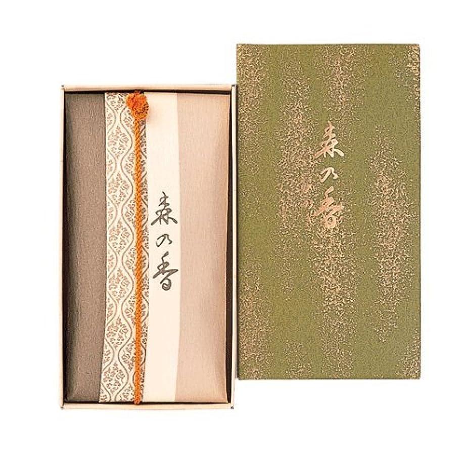 着実に適切なハブ香木の香りのお香 森の香 ひのき コーン24個入