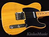 Fender フェンダー Japan Exclusive CLASSIC 50S TELE (VINTAGE NATURAL)【重量:約:3.60kg】
