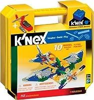 k'Nex Flying fun Set Building Set 112 Pc ブロック おもちゃ (並行輸入)