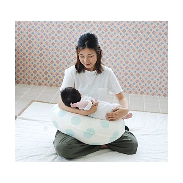 サンデシカ 妊婦さんのための 洗える抱き枕 ポ...の紹介画像7