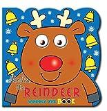 Reindeer (Christmas Wobble Eye Book)