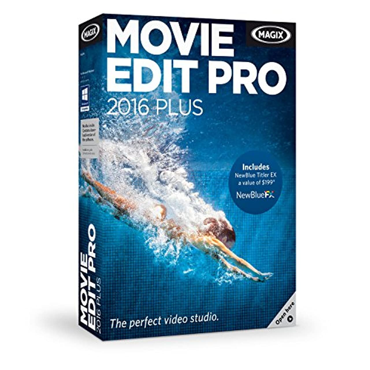 Magix Movie Edit Pro 2016 Plus [並行輸入品]