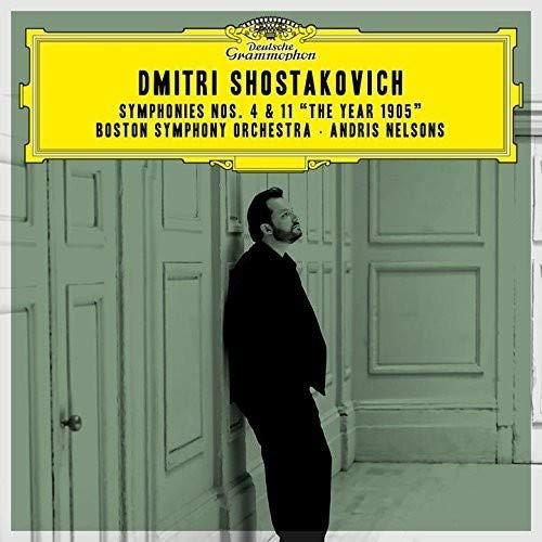 ショスタコーヴィチ:交響曲第4番&第11番『1905年』...