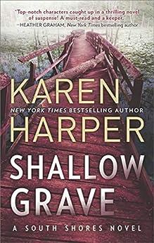 Shallow Grave (South Shores Book 4) by [Harper, Karen]