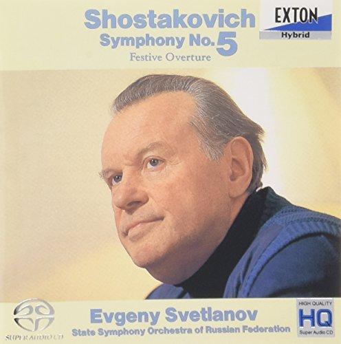 ショスタコーヴィチ:交響曲第5番、祝典序曲