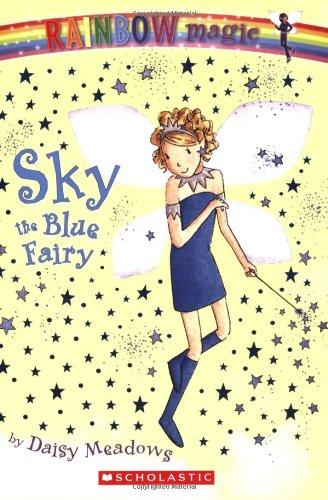 Sky the Blue Fairy (Rainbow Magic: the Rainbow Fairies)の詳細を見る