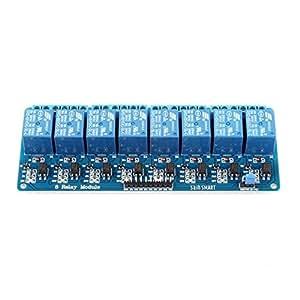 サインスマート(SainSmart) 8チャンネル 5V リレーモジュール for Arduino DSP AVR PIC ARM