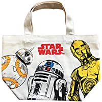 スター?ウォーズ マチ付バッグ EP8 R2-D2 & C-3PO & BB-8 SWAP612